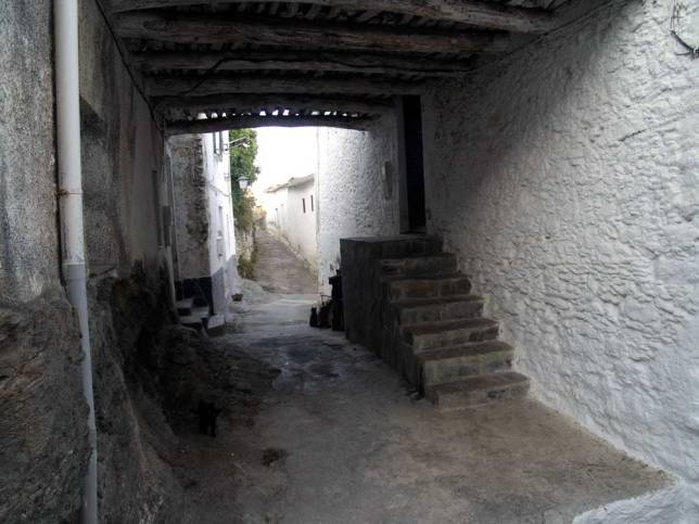 Tinao: arquitectura alpujarreña