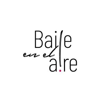 Logo baile en el aire
