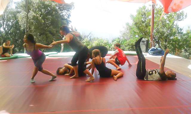 Taller de danza teatro